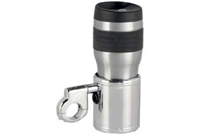 20 oz. Cup and Chrome Cup Holder