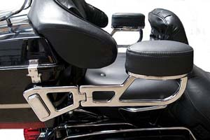 Fit all tour-paks on all touring model...including Tri-Glides!