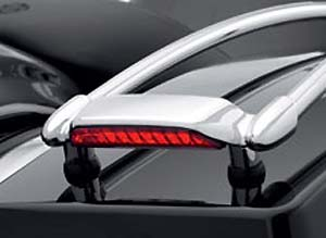 See SLR Air Wings Style Saddlebag Rails w/LED Kits