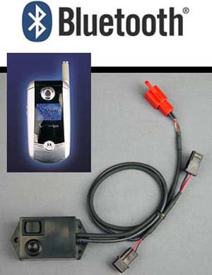 Bluetooth Cellphone Adapter