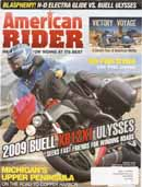 Hidden Antenna HA-2 in American Rider Magazine