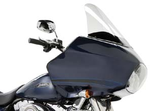 Amplifiers for the Road Glide