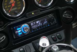 Upgrade you Electa Glide's audio!