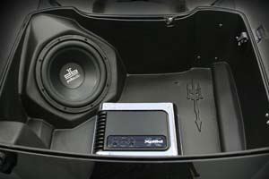 Speaker and Amplifier