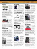 Glove Box Doors in IronWorks November 2010 Magazine