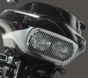 Update your Road Glide's Front End