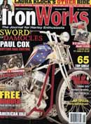 Ultra Brace in Iron Works Magazine