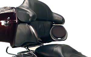 Add rear speakers to your bagger!