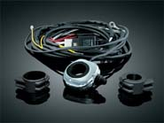 Driving Light Wiring & Relay, Switch Kit