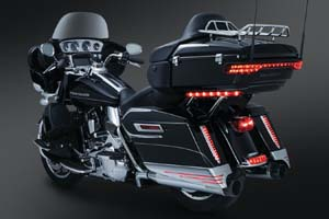 Saddlebag and Tour-pak