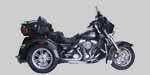 Products specific to the H-D Trike