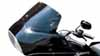 Adjustable Windshield for Road Glide Fairings