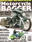 Extra Wide Windshields in September 2012 Motorcycle Bagger
