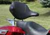 Switchback Style Touring Backrest Pad